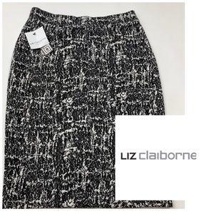 Liz Claiborne Pencil ✏️ Skirt